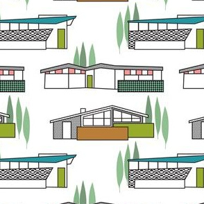 Mid-Century Homes
