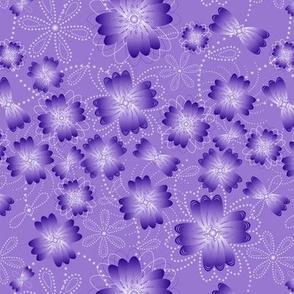 Lavender Pearlblossoms
