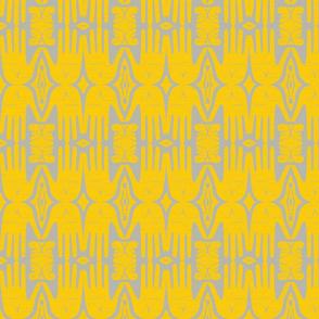 handiwork yellow