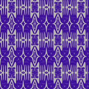 handiwork purple