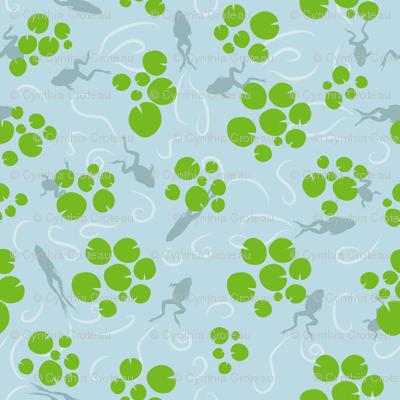 Little froggies