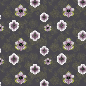 Purple Pleasure-grey