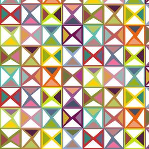 pennant - confetti