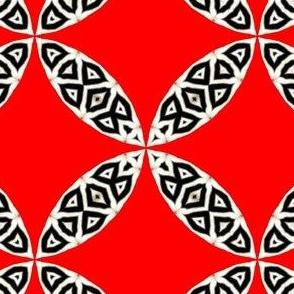 Mod Moroccan X - Y - Zebra
