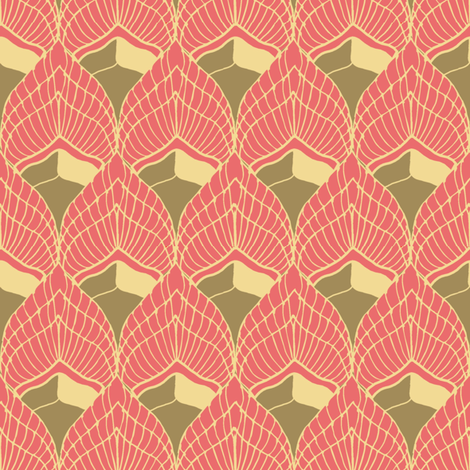 soft_fire fabric by kirpa on Spoonflower - custom fabric
