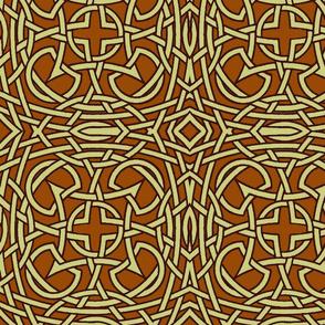 Earth tone knots