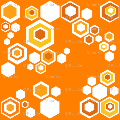 hive - orange blossom