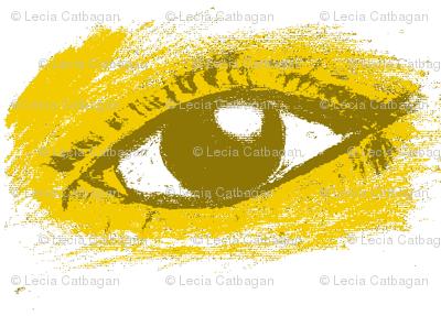 Mustard Eye