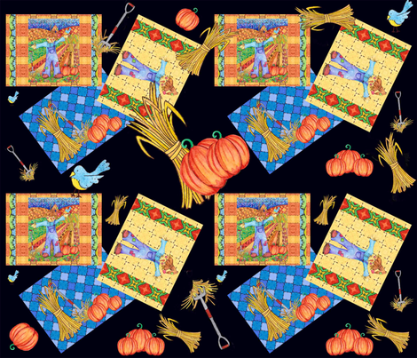 Farmers_Market fabric by linda_loper_designs on Spoonflower - custom fabric