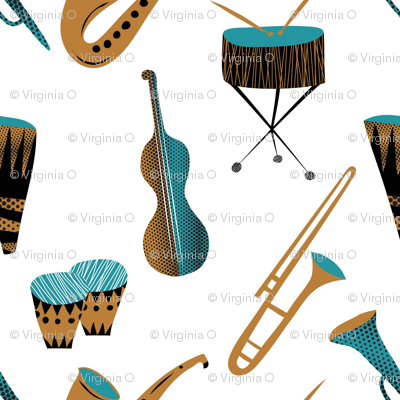 Cool daddy-o instruments