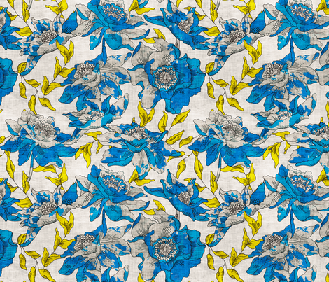 summertime fabric by holli_zollinger on Spoonflower - custom fabric
