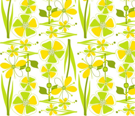 Rrrmodflowerssunshine_chartreuse12x12single.ai_shop_preview