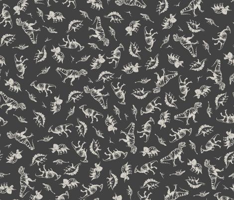 Regular Dinos fabric by candyjoyce on Spoonflower - custom fabric