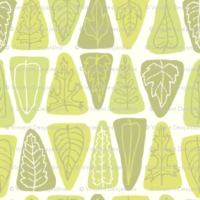 Triangle Leaves Muted