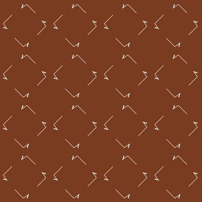 Square Root squares - Boolean Brown