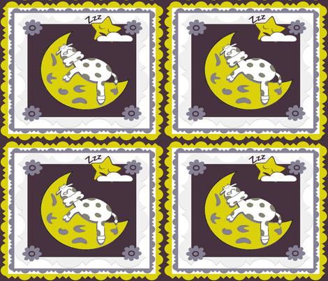 SUMMER SOLSTICE fabric by bluevelvet on Spoonflower - custom fabric