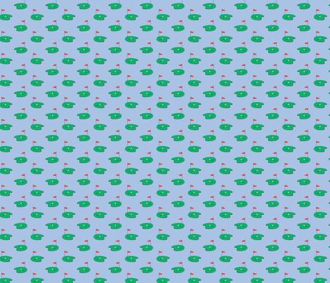 Bailey Boys - Golf - one way print fabric by jennartdesigns on Spoonflower - custom fabric
