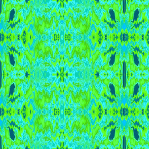 Abstract59-blue/green