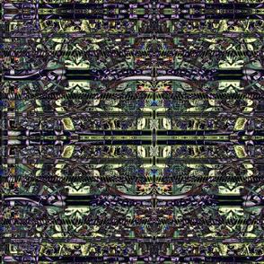 Steampunk Fashion Fabric
