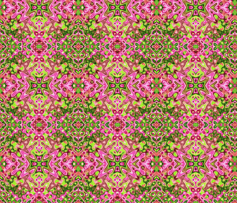 Persian Pink fabric by glanoramay on Spoonflower - custom fabric