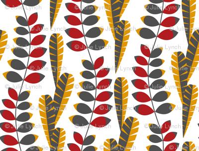Mod foliage red
