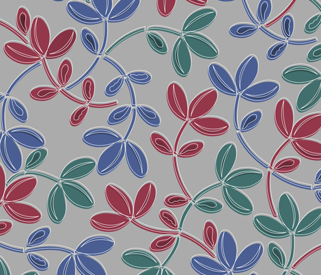 Alloverveil_DesignaPalette fabric by designapalette on Spoonflower - custom fabric