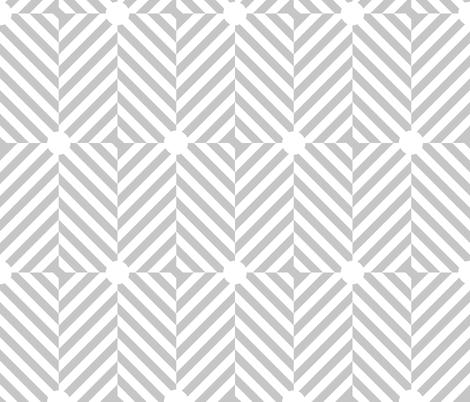 modgrey fabric by christinecorine on Spoonflower - custom fabric