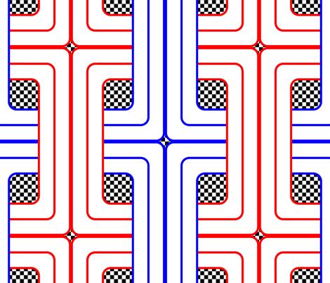 chequered_blocks fabric by annetteplummer on Spoonflower - custom fabric