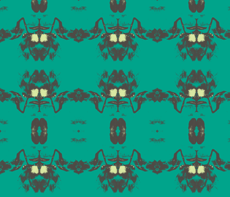 Malachite fabric by nansi_mackintosh on Spoonflower - custom fabric