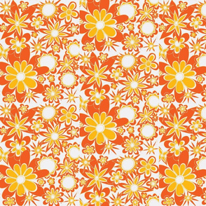 Orange happy
