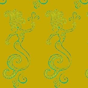 Magical Mermaids-gold