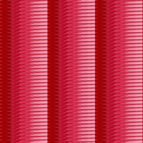 red and pink candy stripes