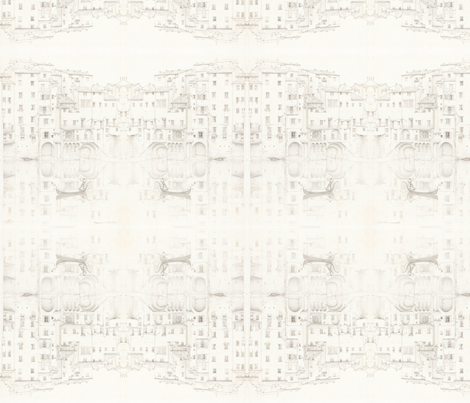 A view of the Arno fabric by greennote on Spoonflower - custom fabric