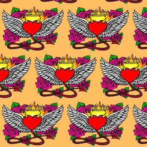 Fiery Hearts