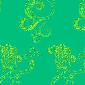 Magical Mermaids-teal