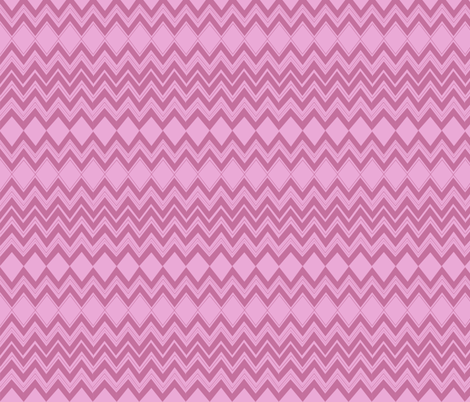 chevronspinks fabric by snap-dragon on Spoonflower - custom fabric