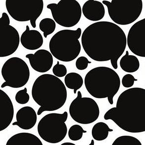 doodle bubbles