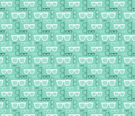 glasses pattern 2 fabric by kostolom3000 on Spoonflower - custom fabric