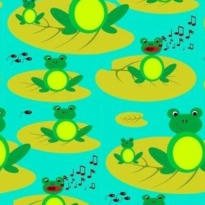 frogs_in tune