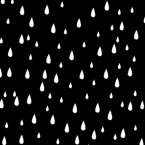 Drops fabric by kimsa on Spoonflower - custom fabric