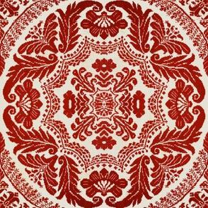 Garland: Red