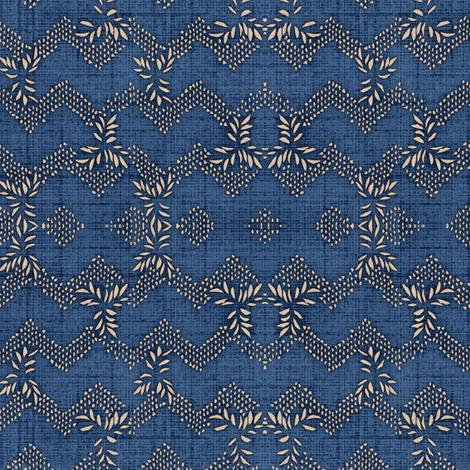 chevron garland - mirror fabric by materialsgirl on Spoonflower - custom fabric
