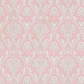 Damask - Pink