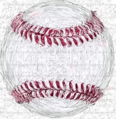 """Expressionist_baseball med 2"""""""