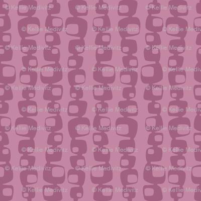 Retro Modern {grape}
