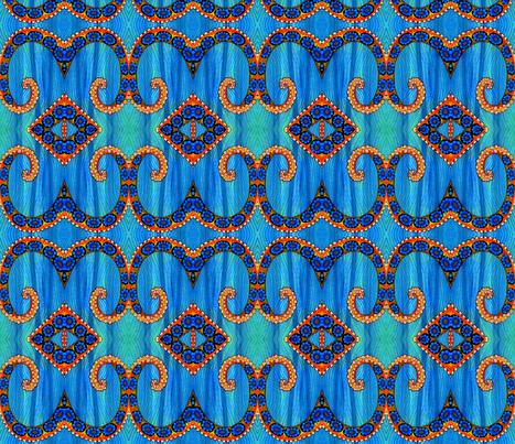 Tenti fabric by joancaronil on Spoonflower - custom fabric