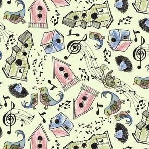 SongBirdScatter