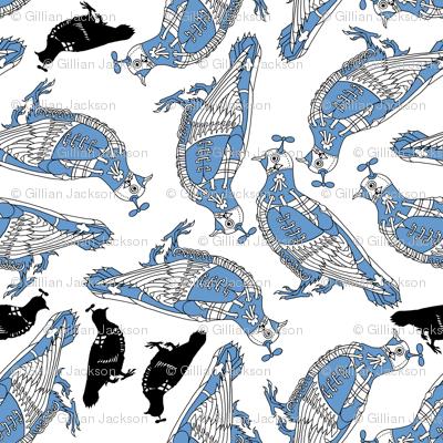pigeon_teatowel