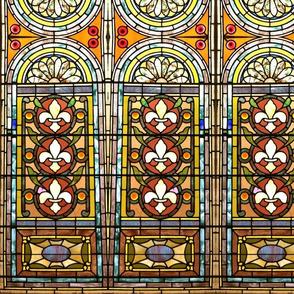 Chatham Church-Fleur de Lys