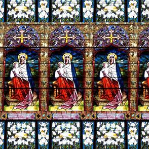 Chatham Church-Madonna & Child